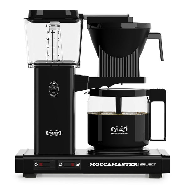 Moccamaster KBG Select Black