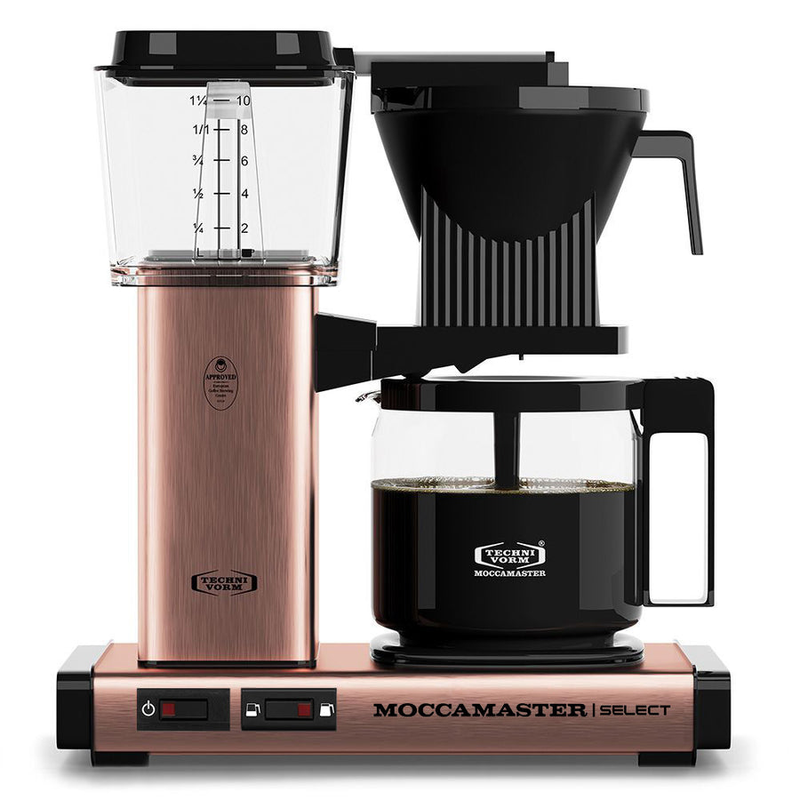 Moccamaster KBG Select Copper
