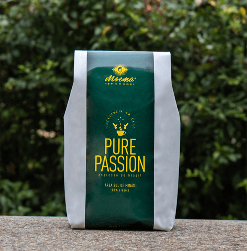 Moema Pure Passion Coffee