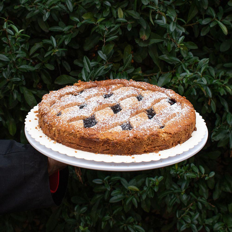 Five Elephant Linzer Tart - Pick Up Only