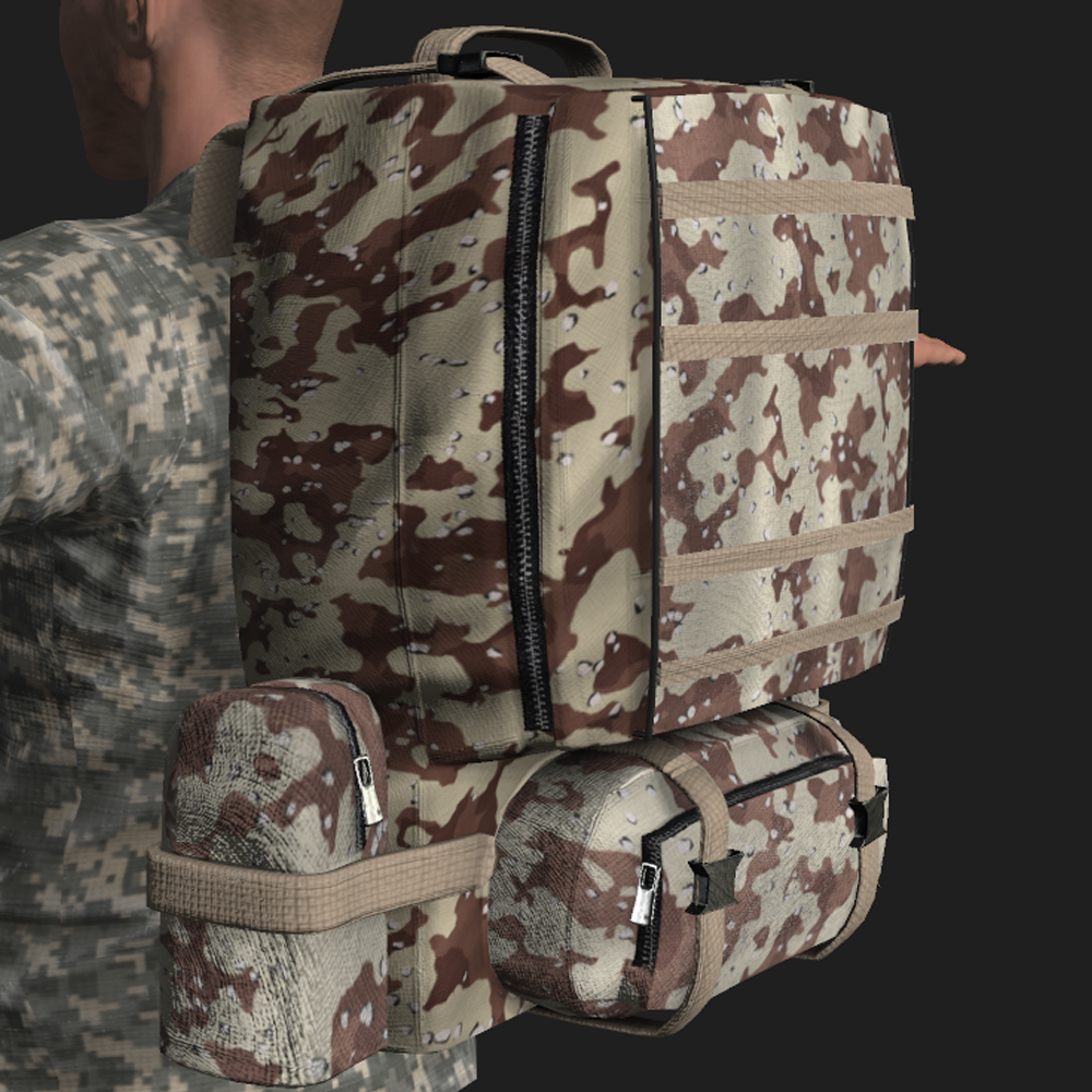 BackPack for FUSE