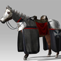 Horse Base - Customisable Horse Pack