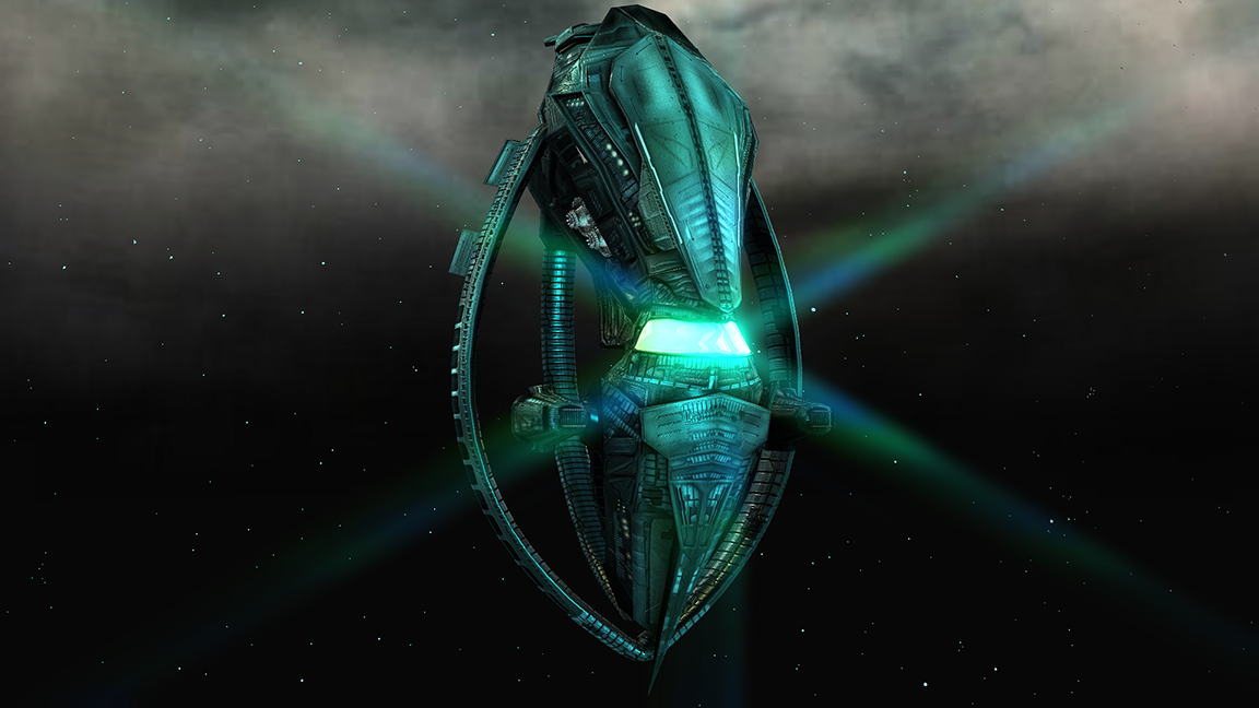 Trellian Strike Ship