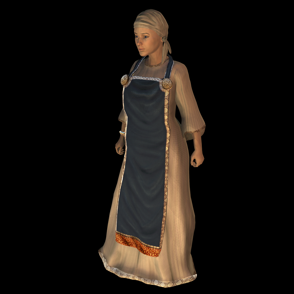 Viking Female Village Lady A