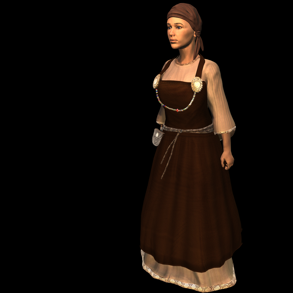 Viking Female Village Lady C