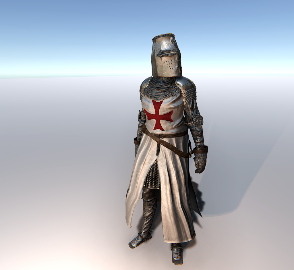 & UMA Authentic historical knight packs | Page 2 - Unity Forum