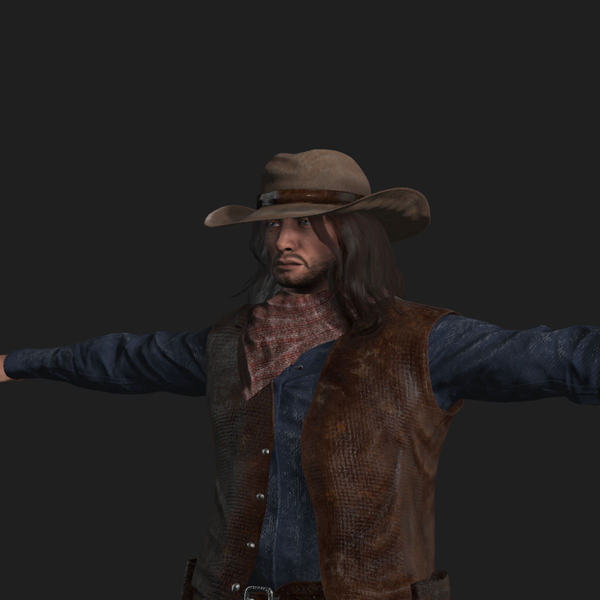Wild West Ranger