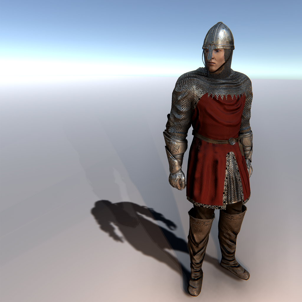 Knight E for Unity UMA 2.5 and above