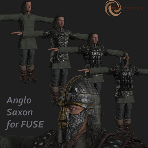 Anglo Saxon Warrior