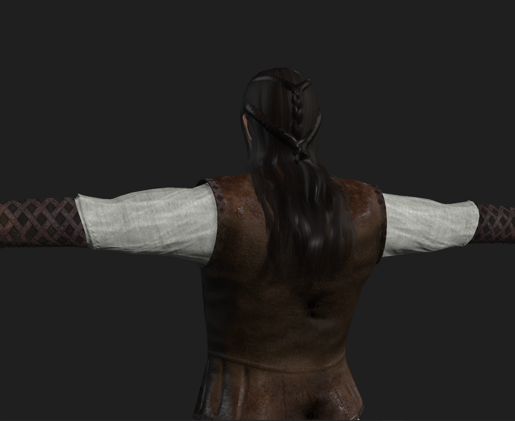 FUSE Leather Armour Set - Unreal Engine Forums