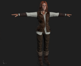 Medieval Townsman FUSE Costume