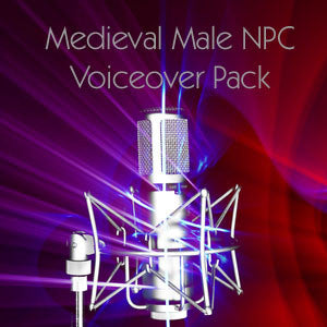 NPC Male VoiceOver Phrase Pack