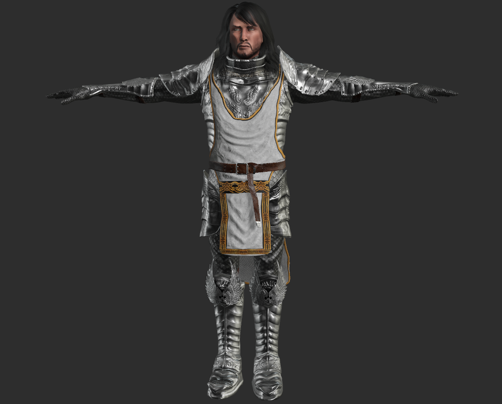 FUSE Character costumes for UNREAL  - Unreal Engine Forums