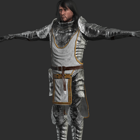 Paladin Armour for FUSE