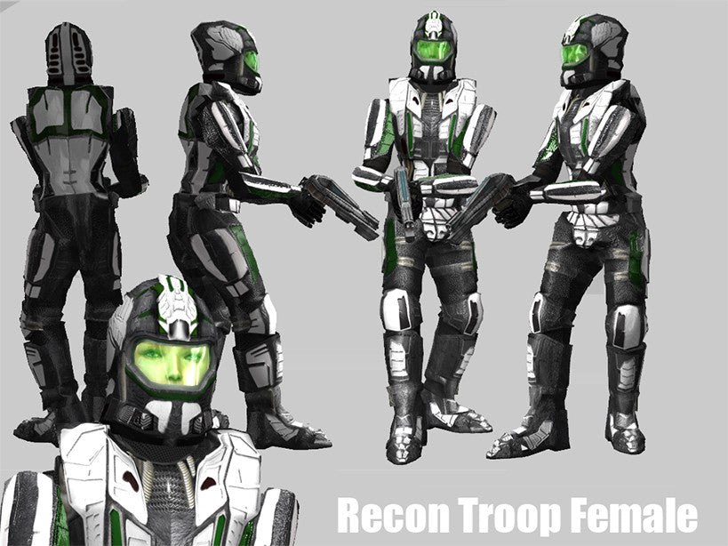 Recon Troop Female
