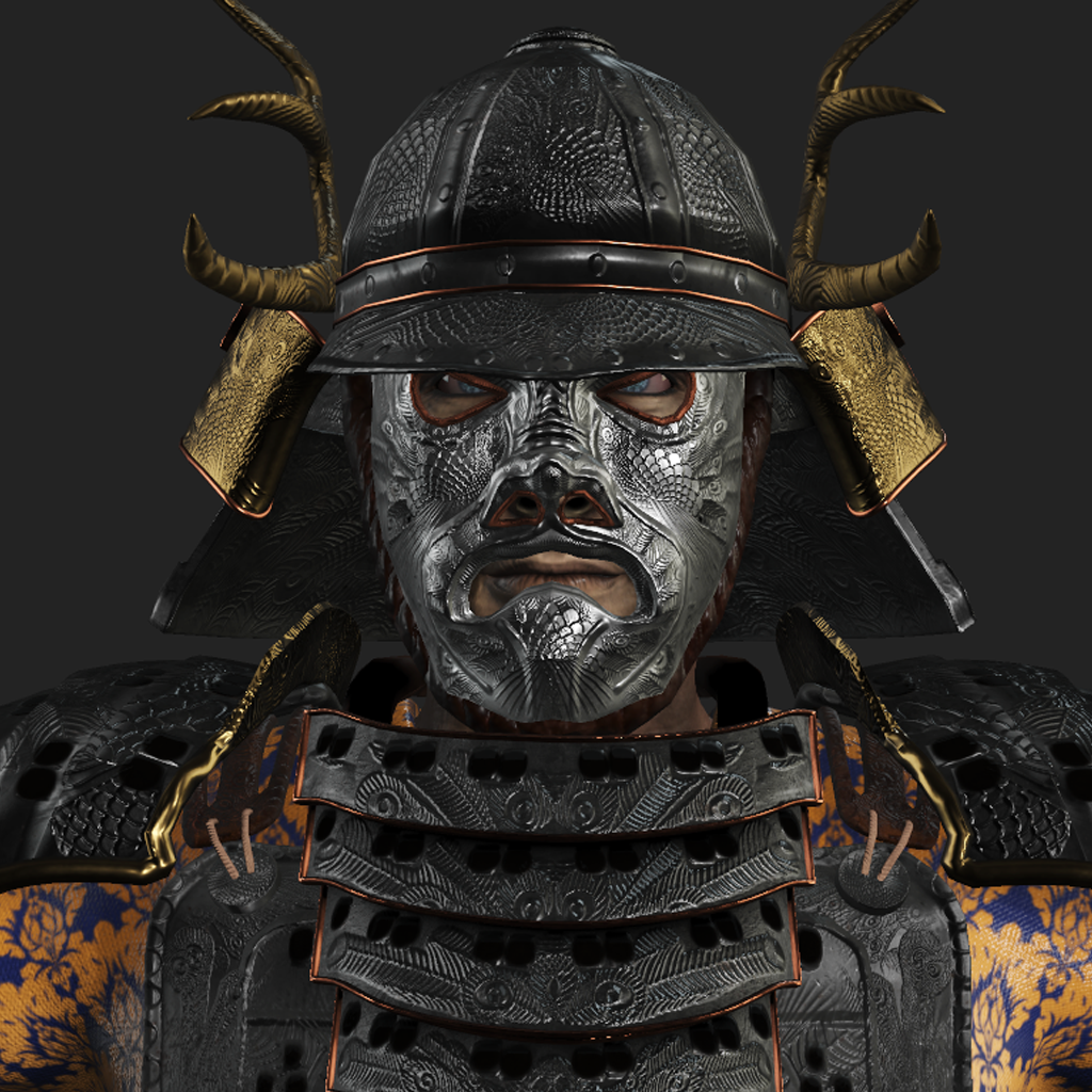 Samurai Warrior for FUSE
