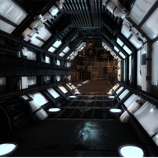 Scifi Interior Construction Pack Arteria3d