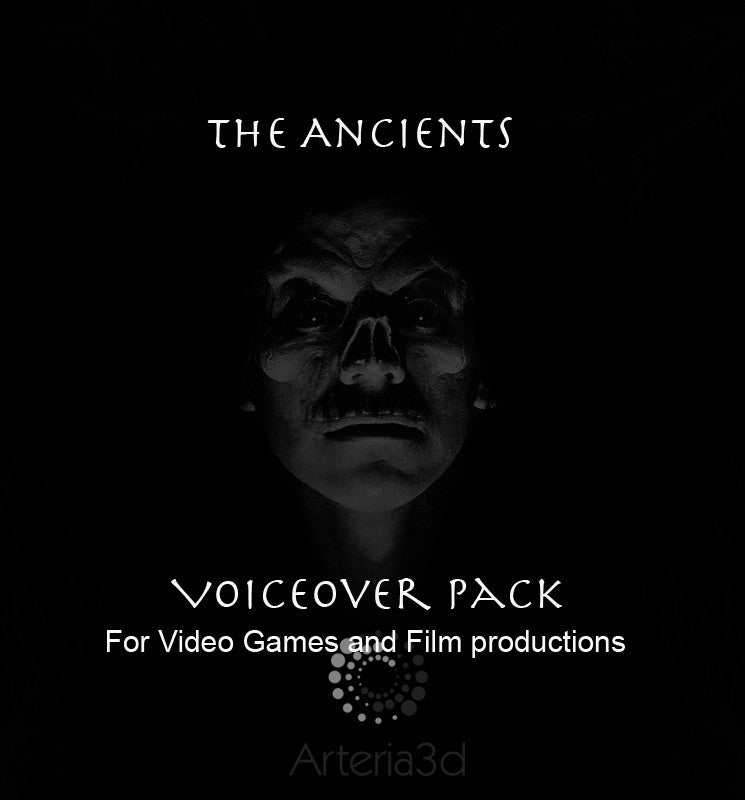 The Ancients - VoiceOver Pack