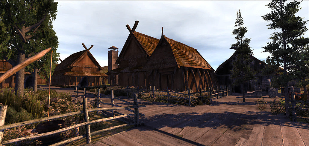 UNITY Viking Pack Level