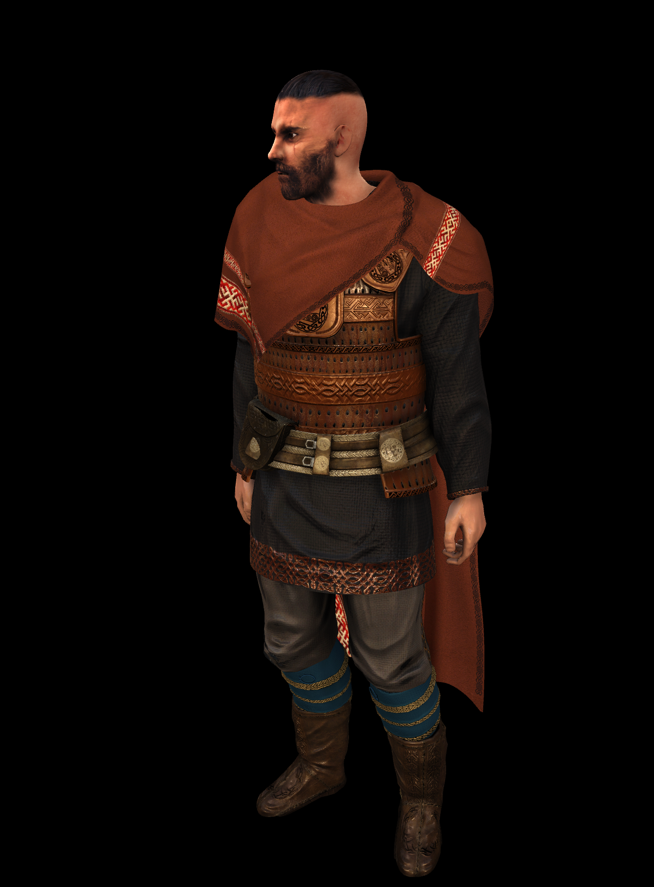 Viking Costume Pack for Unity UMA 2.5 & Above