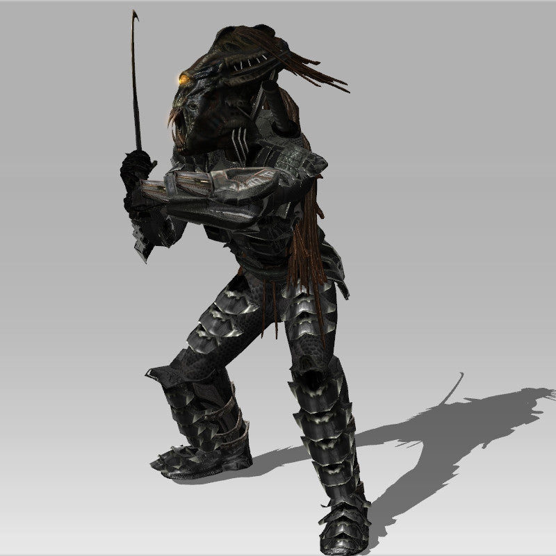 Xilax Alien Warrior FEMALE