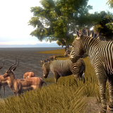 Zebra & Impala Safari Pack