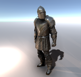Knight B for Unity UMA 2.5 and above