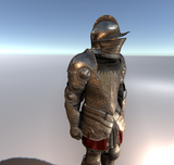 Knight A for Unity UMA 2.5 and above
