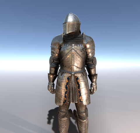 Knight G for Unity UMA 2.5 and above