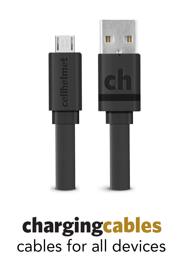 cellhelmet Charging Cables for Uber Drivers