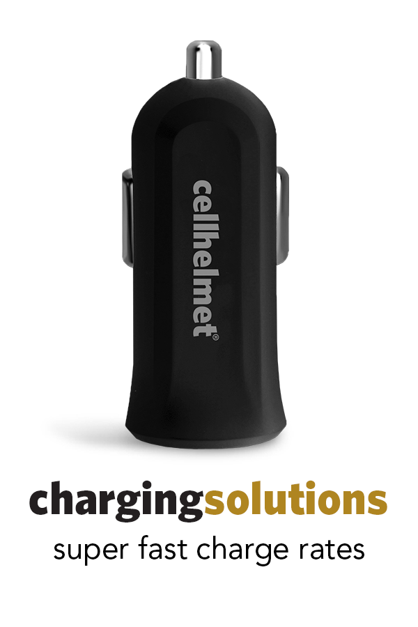 cellhelmet Chargers for Uber Drivers