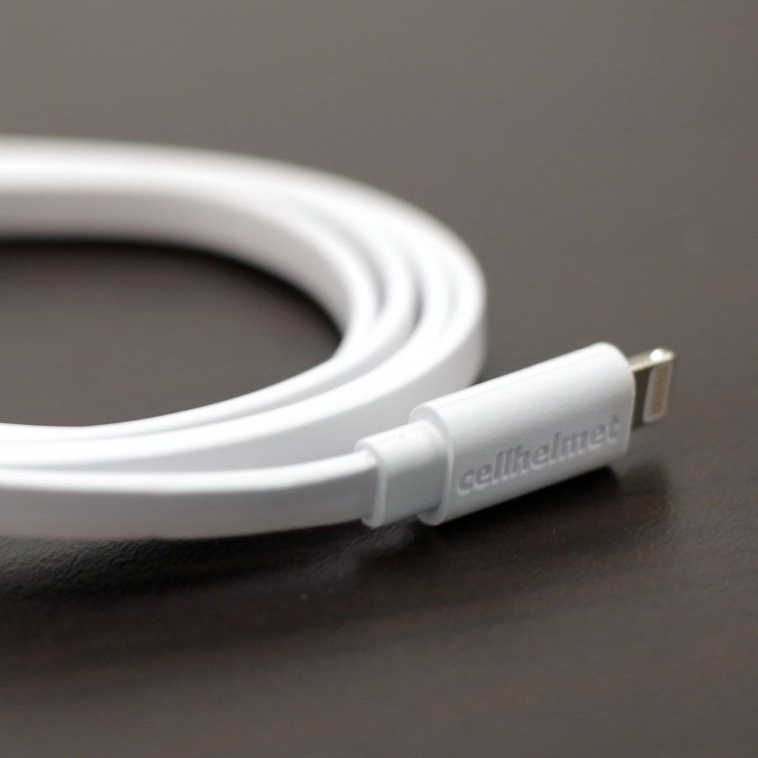 Heavy Duty Cables for Samsung Galaxy and Apple iPhone by cellhelmet