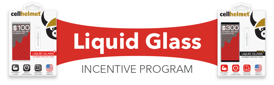 Liquid Glass Incentive Program