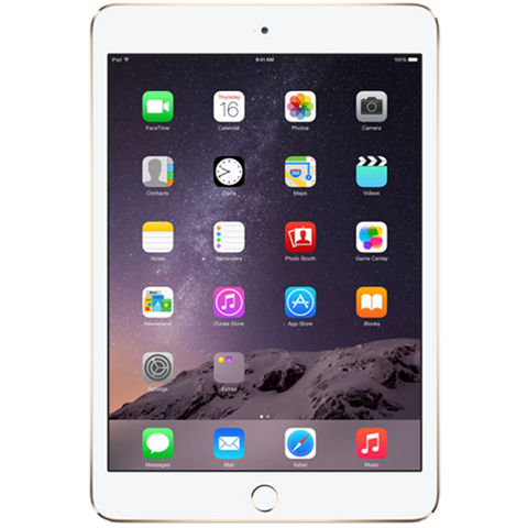 Apple iPad Air 2 Tempered Glass by cellhelmet