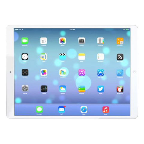 Apple iPad Pro 9.7 Tempered Glass by cellhelmet