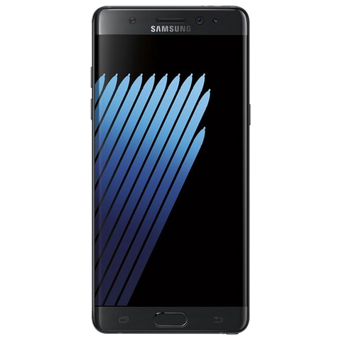 Galaxy Note 7 Curved Tempered Glass