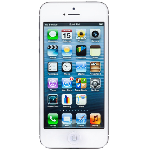 Apple iPhone 5S Tempered Glass by cellhelmet