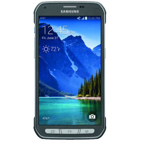 Samsung Galaxy S5 Active Tempered Glass by cellhelmet