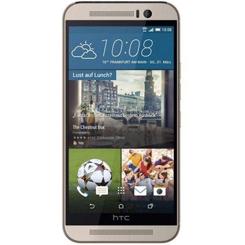 HTC One M9 Tempered Glass by cellhelmet