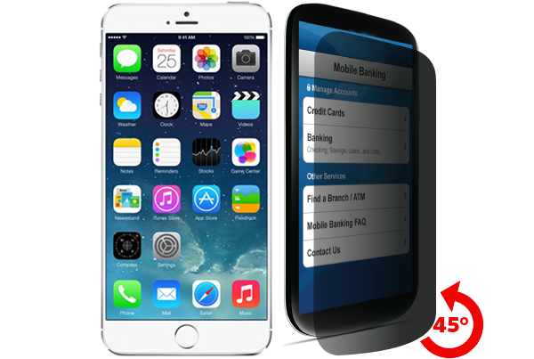 724e3d2d145 cellhelmet Tempered Glass for Apple iPhone 6, iPhone 5 and Apple ...