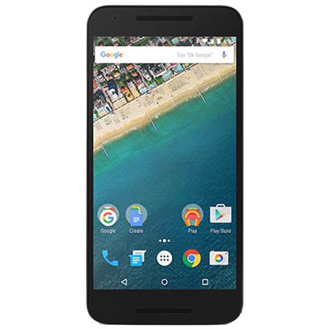 LG Google Nexus 5X Tempered Glass by cellhelmet