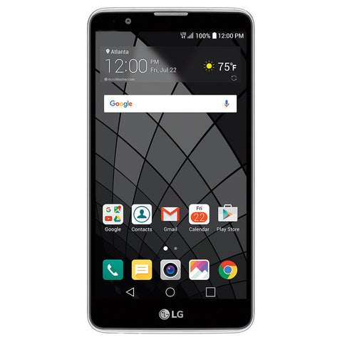 LG Stylo 2 Tempered Glass by cellhelmet