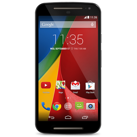 Motorola Moto G Tempered Glass by cellhelmet