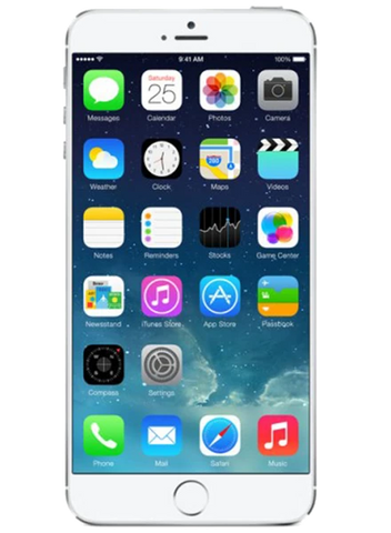 Apple iPhone 6 Plus Screen Protectors by cellhelmet