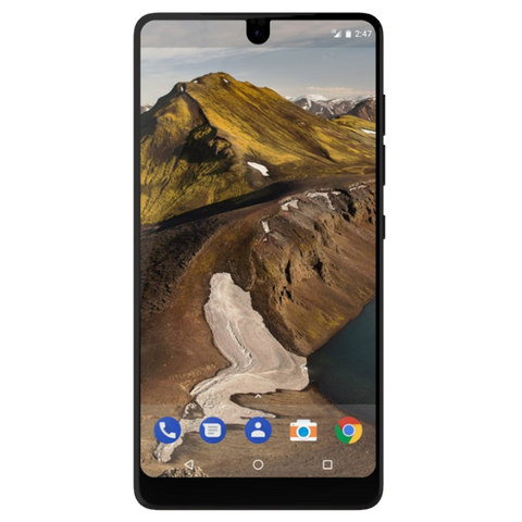 cellhelmet tempered glass for essential phone