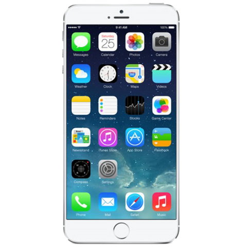 Apple iPhone 6+/6S+Plus Tempered Glass by cellhelmet