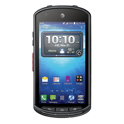 Tempered Glass for Kyocera Duraforce