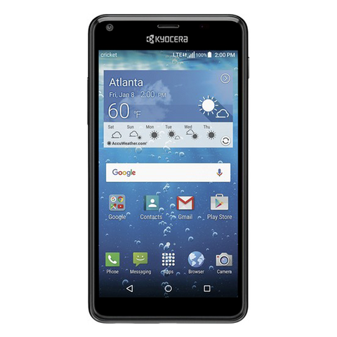 Kyocera Hydro View Tempered Glass
