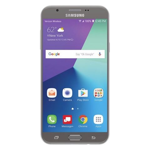 Samsung Galaxy J7 2017 / Halo Tempered Glass