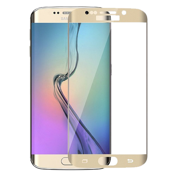 1642940f752cfe cellhelmet Tempered Glass for Galaxy S7 Edge 3D Curved (gold) - Same ...